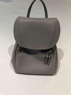 Zara Dove Grey Bag