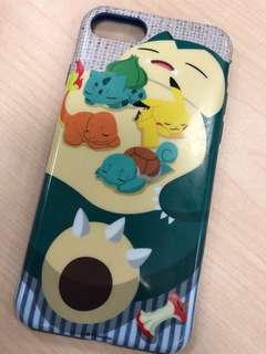 Snorlax Pikachu Pokemon iPhone 7 case