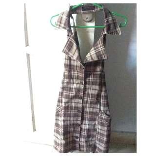 Dress/ Rompi Panjang