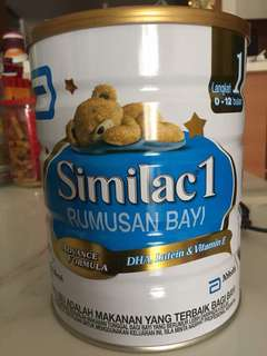 Similac for newborn to 1years old