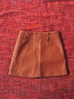 🚚 質感重磅短裙