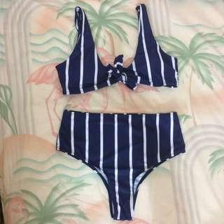 BRAND NEW high waist bikini