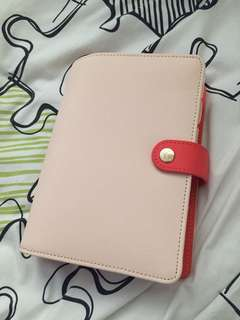 Kikki K Medium Leather Personal Planner
