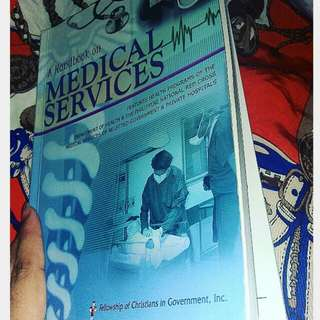A Handbook on Medical Services