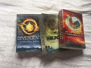 Divergent Series - Box Set