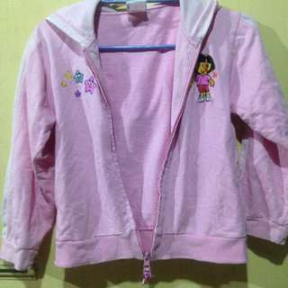 Dora jacket with hood