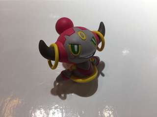 Authentic Pokemon Figurine, hoopa, legendary pokemon