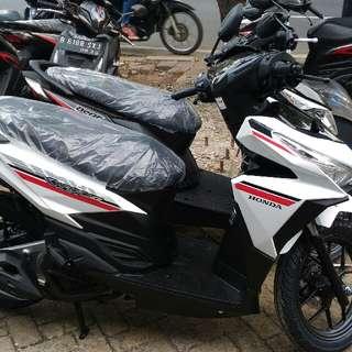 "... Beat ESP CBS khusus Daerah Yogyakarta \""[ Blue White]. Source · Honda Vario 125 Dp Murah Angsuran Ringan Jadetabek"