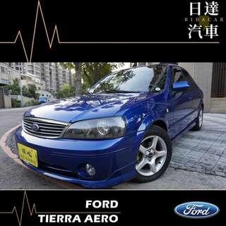 FORD TIERRA AERO 1.6 2005