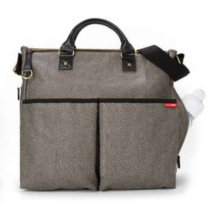 Skip Hop Special Edition Diaper Bag (Herringbone)
