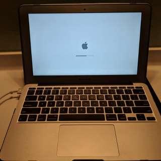 Macbook Air 11 inch (2012)