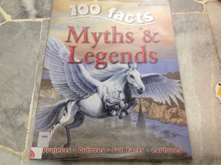 100 facts Myths & Legend