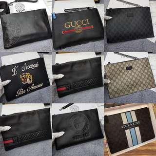 Gucci Lv prada Versace Fendi Coach