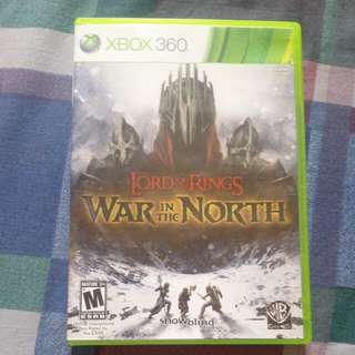 The Lord of the Rings (War in the North)