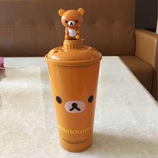 🚚 全新拉拉熊水杯💕