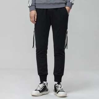 男裝束腳褲Men's Ankle-tied Pants