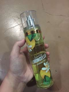 Bath and Body Works - Limoncello
