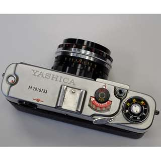 Yashica Minister 4.5cm F2.8