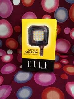 Mobile LED Flash & fill light 便攜式 閃光及 補光燈