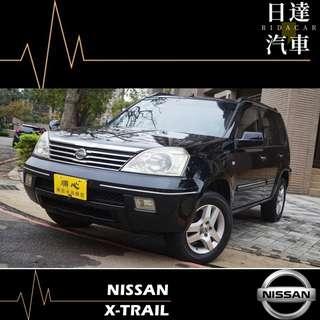 NISSAN X-TRAIL 2.0 2005