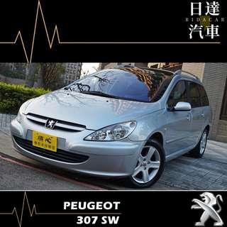 PEUGEOT 307 SW 2.0 2004