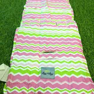 Reversible stroller liner from Itzy Ritzy