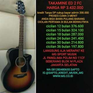 GITAR TAKAMINE ED 2 FC