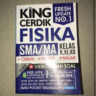 KING CERDIK FISIKA SMA