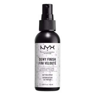 ✨INSTOCK SALE: NYX COSMETIC MAKEUP SETTING SPRAY - DEWY