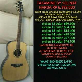 GITAR TAKAMINE GY 93E-NAT