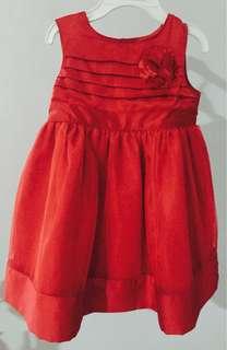 Pre-loved Carters 18m dress