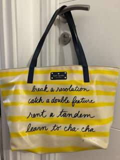 Kate Spade Bon Shopper - authentic