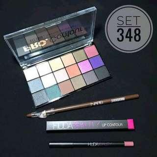 Set makeup bajet
