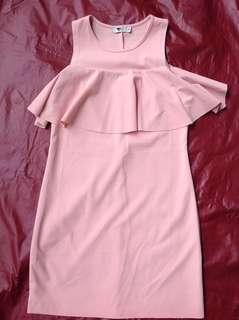 Summer Dress - Pink