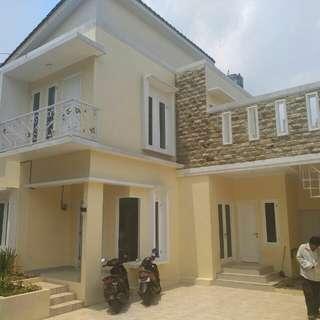 Rumah Cluster Hunian Asri