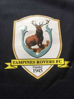 Tampines Rovers supporter shirts - brand new