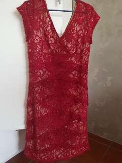 REPRICED!Calypso Formal Dress