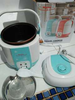 Maspion Rice Cooker Travelling