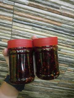 CHILI GARLIC 250 ml