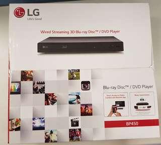 LG Blu-ray Player