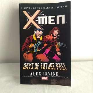 Xmen (Days Of Future Past) (Novel)