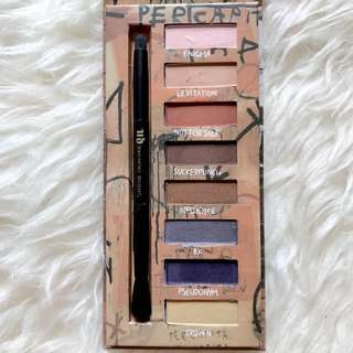 Urban decay jean michel basquiat - bekas swatch