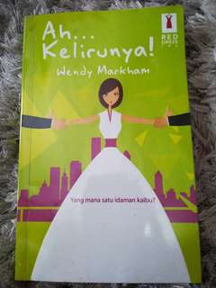 Ah.. Kelirunya! Novel Melayu