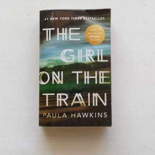The Girl On The Train by Paula's Hawkins