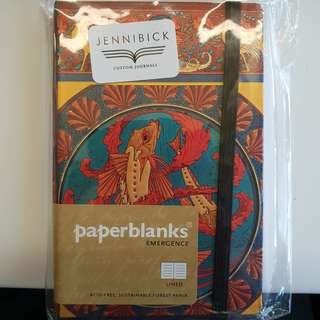 Jennibick paperblanks notebook