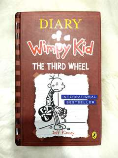 Diary Of A Wimpy Kid || The third wheel