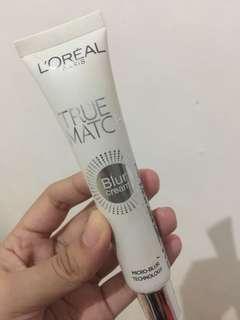 L'oréal paris true match blur cream