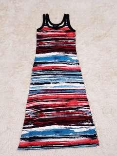 👗Authentic Karen Kate Bohemian Long Dress