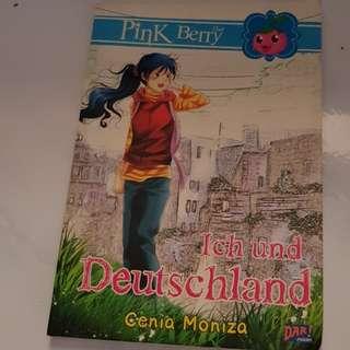 Pink berry club ich und deutschland