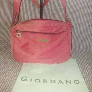 Authentic Giordano sling bag